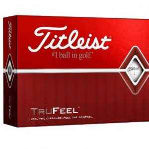 Titleist Tru Feel Golf balls